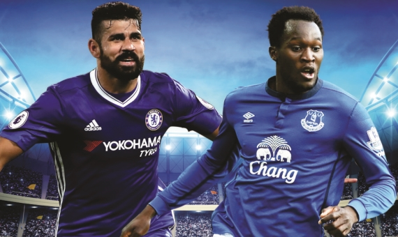 In-form Chelsea host Everton at Stamford Bridge, hoping to end the Toffees' impressive run against them.
