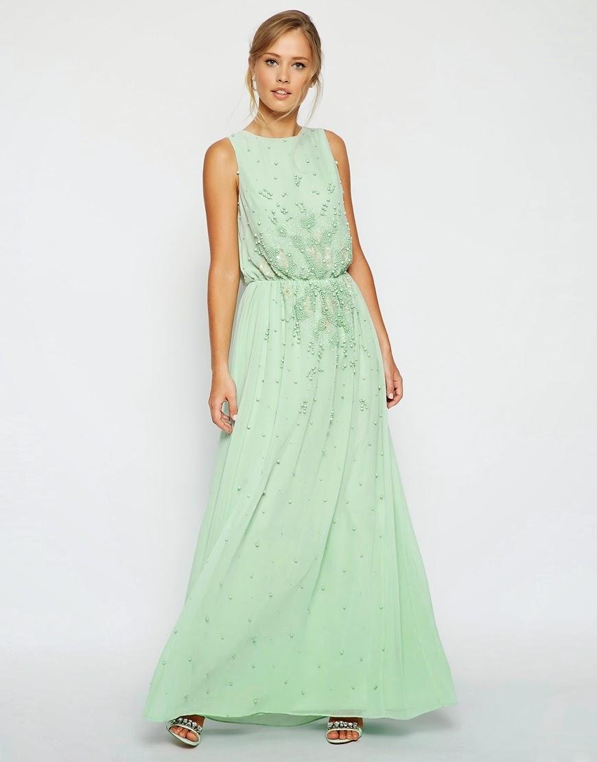 Maxi Dress For Weddings Abroad | Wedding