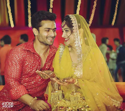 3Shoaib-Ibrahim-and-Dipika-Kakar-at-their-wedding-sangeet