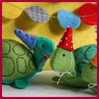 Tortugas de fiesta