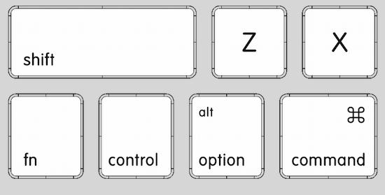 كيف تحوّل مفاتيح الماك كي تكون شبيه بمفاتيح ويندوز ؟