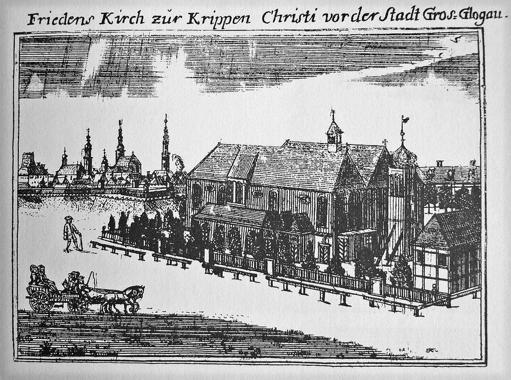 The Church of Peace in Głogów