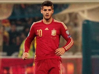 Real bất ngờ không bán Morata cho Chelsea