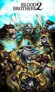 Blood Brothers 2: Strategy RPG Apk v4.2.1