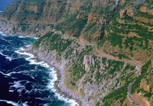 Chapman's Peak Drive – Estrada cênica da África do Sul