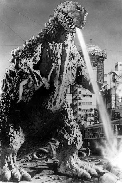 Godzilla: King of the Monsters (1954)(Toho)