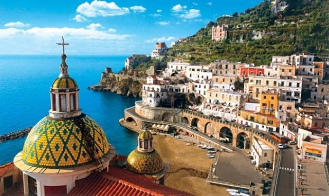 Atrani na Costa Amalfitana