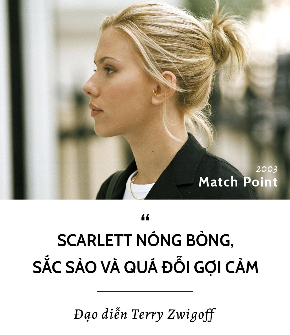Scarlett Johansson: Từ biểu tượng sex đến đả nữ tỷ USD của Marvel -5