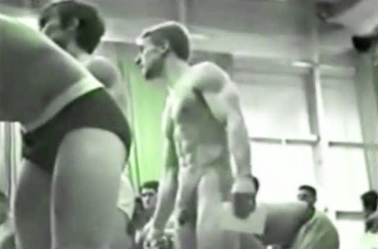 Wrestlers Weigh In Naked 14