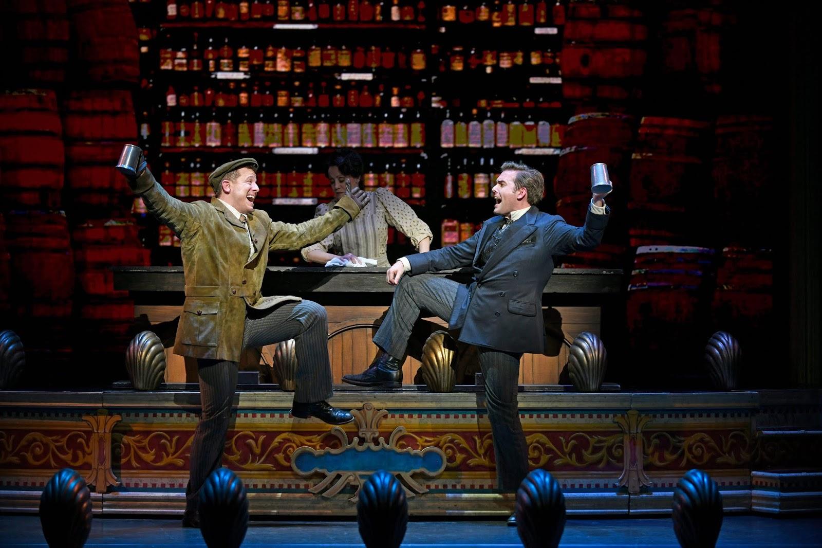 BWW Review: 3-D Theatricals Delivers Sensational GENTLEMAN'S