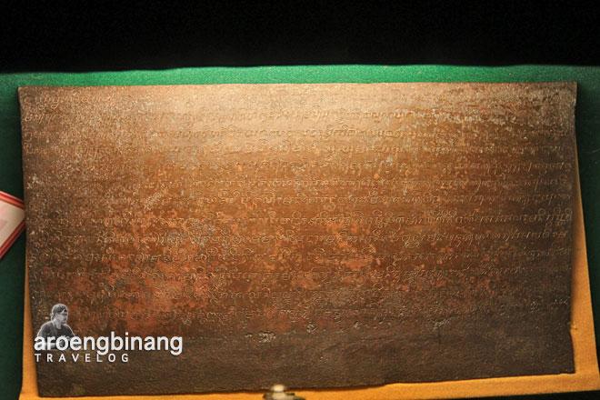 balai pelestarian peninggalan purbakala BP3 yogyakarta prasasti rumwiga ii