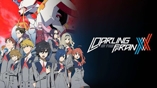 Darling in the FranXX Episode 1 – 24 • Subtitle Indonesia