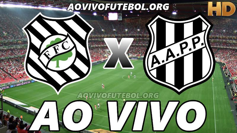 Assistir Figueirense vs Ponte Preta Ao Vivo HD