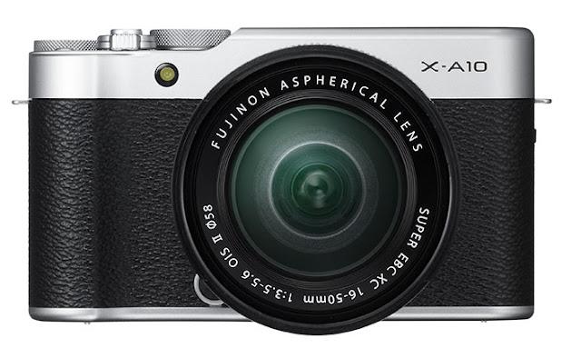 المواصفات الكاملة لكاميرا Fujifilm X-A10