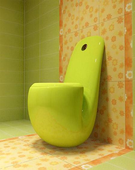 Desain dan Bentuk Toilet Paling Unik Lucu Kreatif dan Paling Berkesan-12