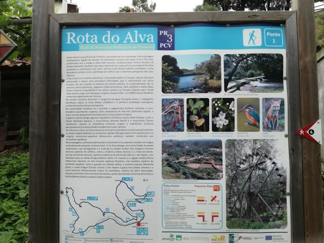 Rede de Percursos Pedestres de Penacova