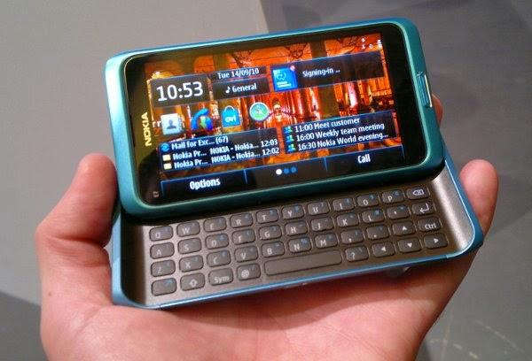 10 aparelhos mais vendidos da Nokia com o sistema Symbian 3