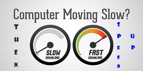 increase the speed of PC/ lappy