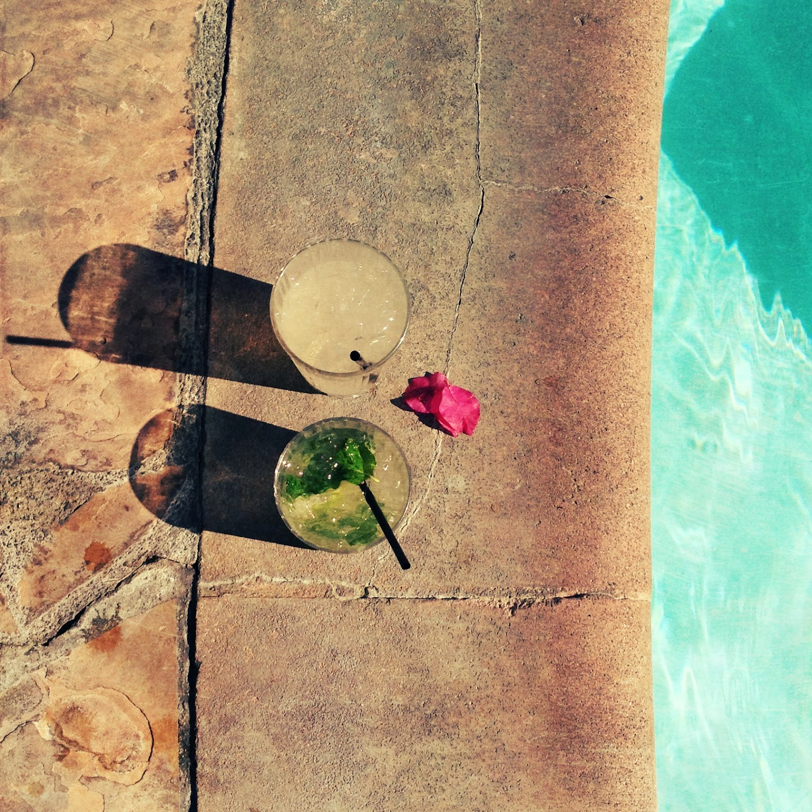 viceroy hotel palm springs, pool, summer