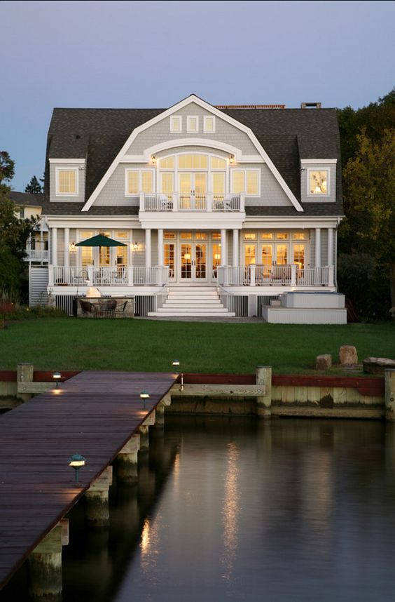 The Pink Clutch Lake House Perfection