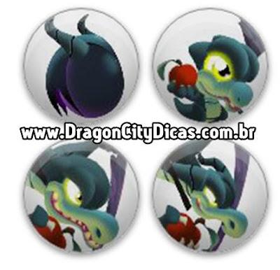 Dragão Bruxa