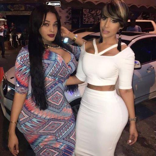 mujeres bonitas en Trinidad
