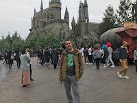 Carlos en Hogwarts