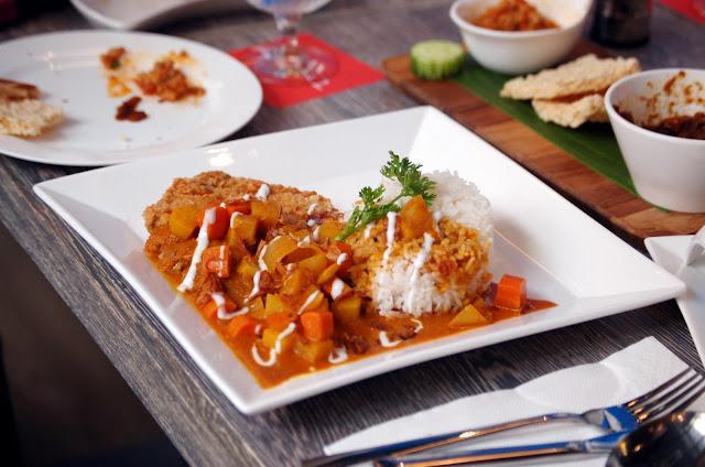 D.Bistro restaurant Chiang Mai chicken katsu
