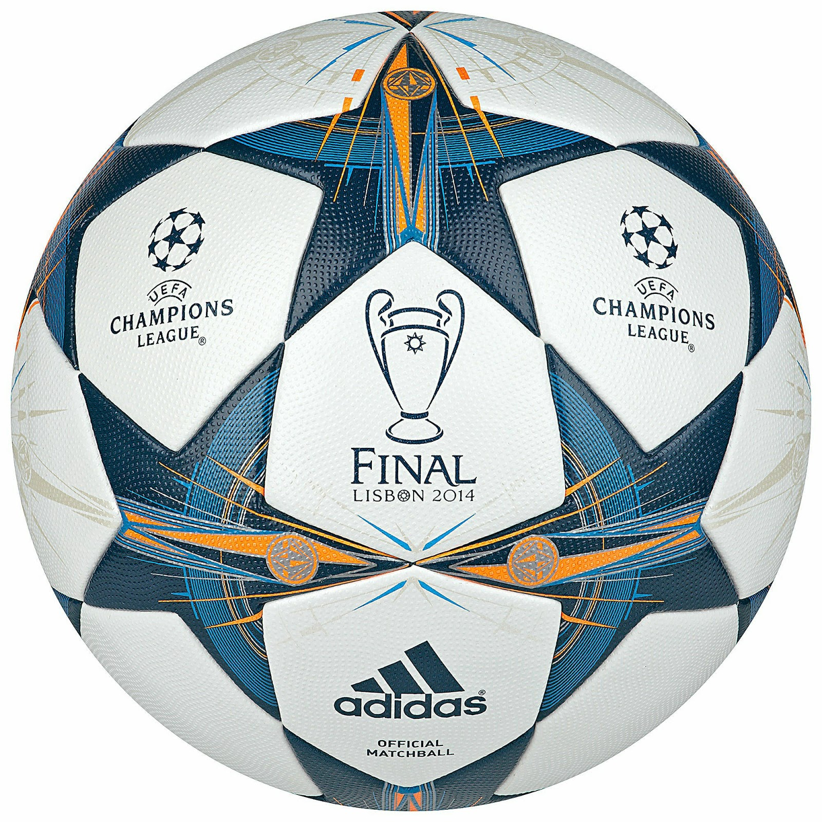 Cuadro Champions League 2014 Adidas 2014 Champions League Finale 14 Lissabon Omb