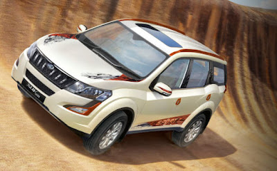 2017 Mahindra XUV500 Sportz Limited Edition HD picture
