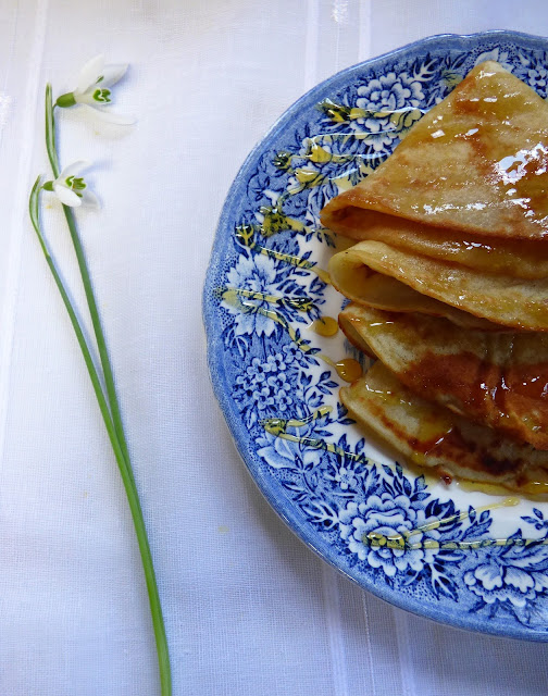 Russian recipes, best pancakes