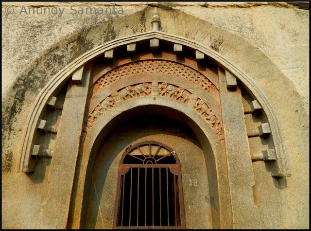 Visit to the Barabar Caves in Bihar