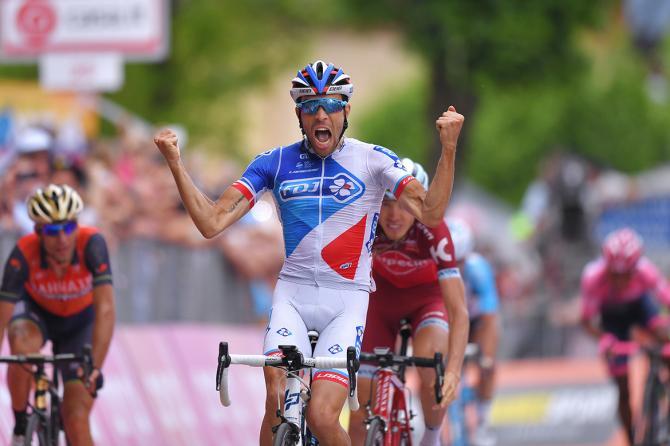 Giro de Italia 2017 - 20ª etapa