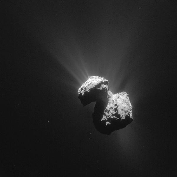 Cometa 67P-C-G