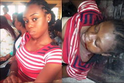 """""""It Is False"""" – Sister Of IMSU Student Who Allegedly Committed Suicide After 'Stabbing Her Boyfriend' Reveals Real Cause Of Her Death"""