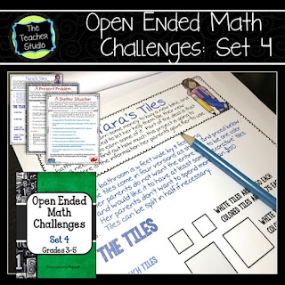 Teaching problem solving, math tips, using real world math challenges