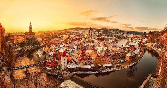 Quarto dia de roteiro em Praga