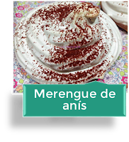 MERENGUE DE ANÍS