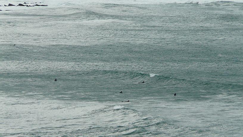 Surf en La Salvaje, Sopelana