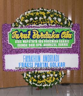 Bunga Duka Cita Heaven Funeral Home