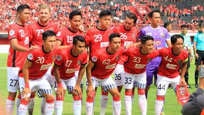 Daftar Nama Skuad Pemain Bali United