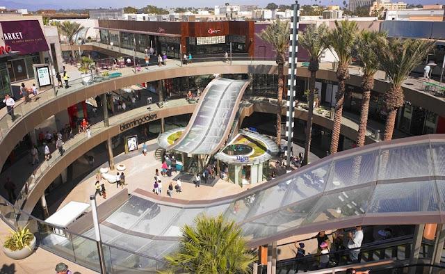 Lojas de departamento em Los Angeles