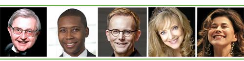 KIconcerts - Larry Wyatt, Rollo Dilworth, Craig Hella Johnson, Janet Galvan, Elena Sharkova