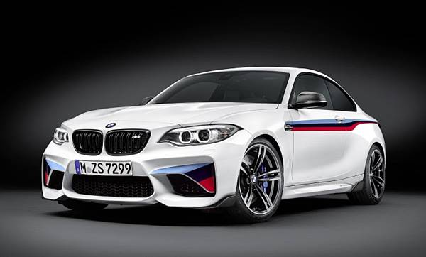 2018 BMW M2 Coupe Facelift Rumors Release Date 2019