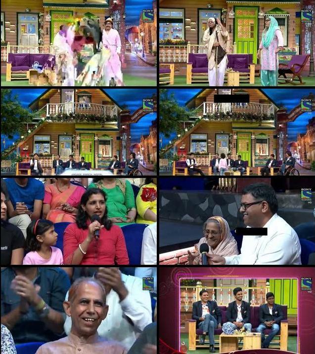 The Kapil Sharma Show 16 Oct 2016 HDTV 480p
