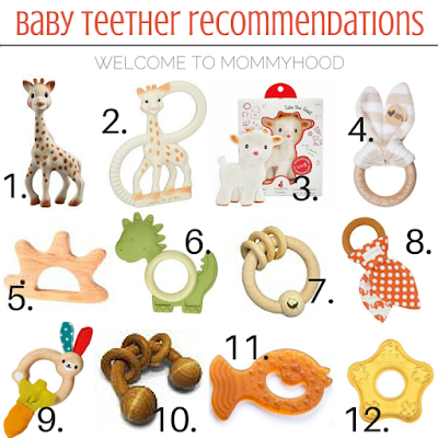 Baby toy recommendations 0-6 months by Welcome to Mommyhood #montessori, #babies, #montessoribabies