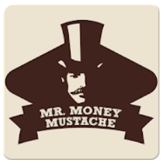 MMM Mr. Money Mustache Mobile App