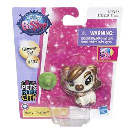 Littlest Pet Shop Singles Mossy Courley (#127) Pet