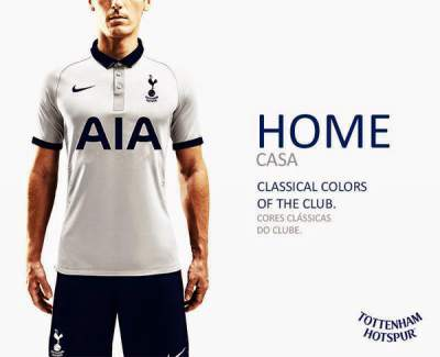 Nike shows Spurs are still a way behind