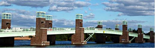 Rathausbrücke Lange Brücke Kurfürstenbrücke Erinnerung An